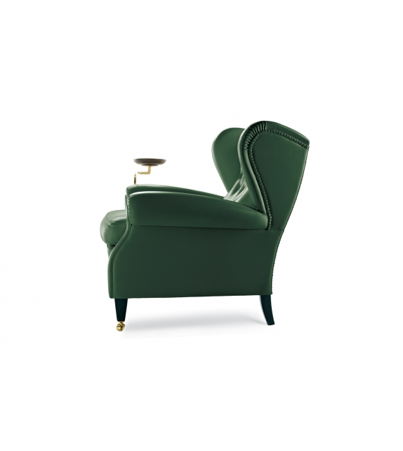 1919 armchair poltrona frau milia shop for Chaise longue frau