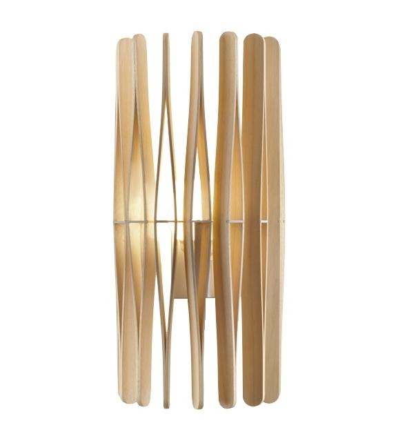 Stick F23 Fabbian Wall Lamp