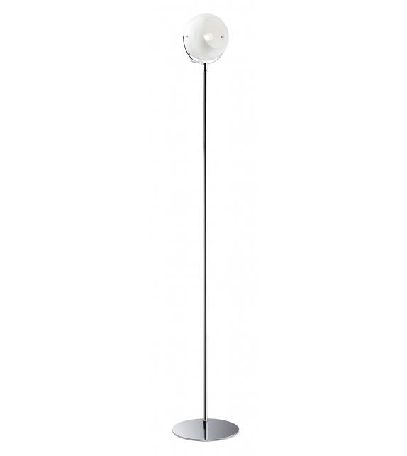 Beluga White D57 Fabbian Floor Lamp