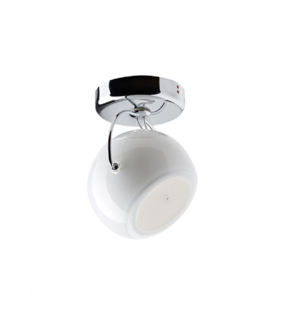 Beluga White D57 Fabbian Ceiling/Wall Lamp