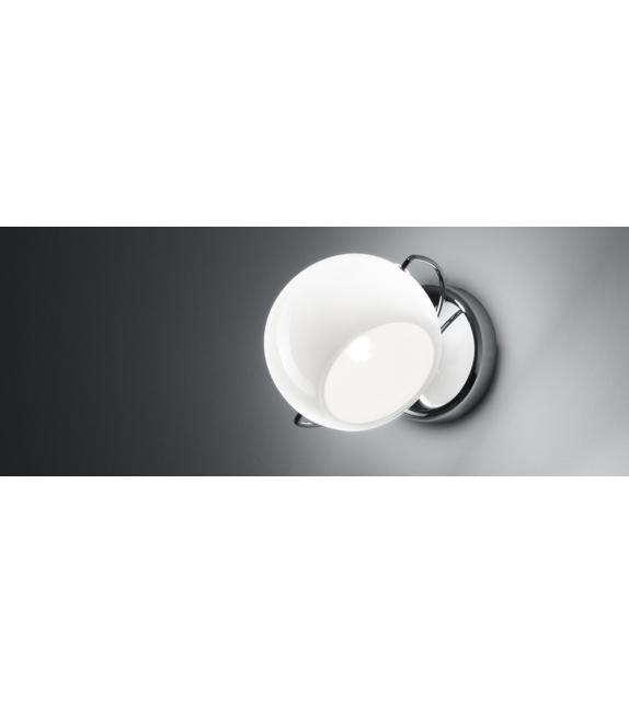 Beluga White D57 Fabbian Lampada da Soffitto/Parete
