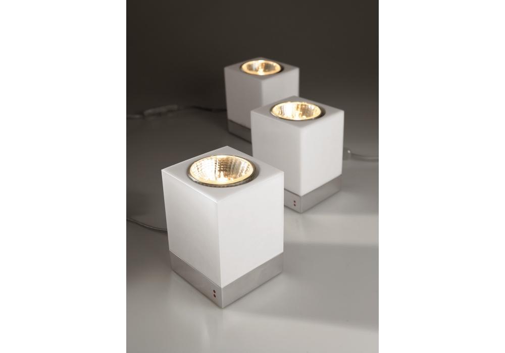 Cubetto D28 Fabbian Lampada da Tavolo - Milia Shop