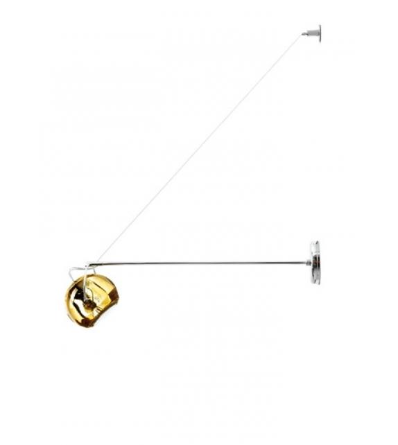 Beluga Colour D57 Fabbian Lampada da Parete