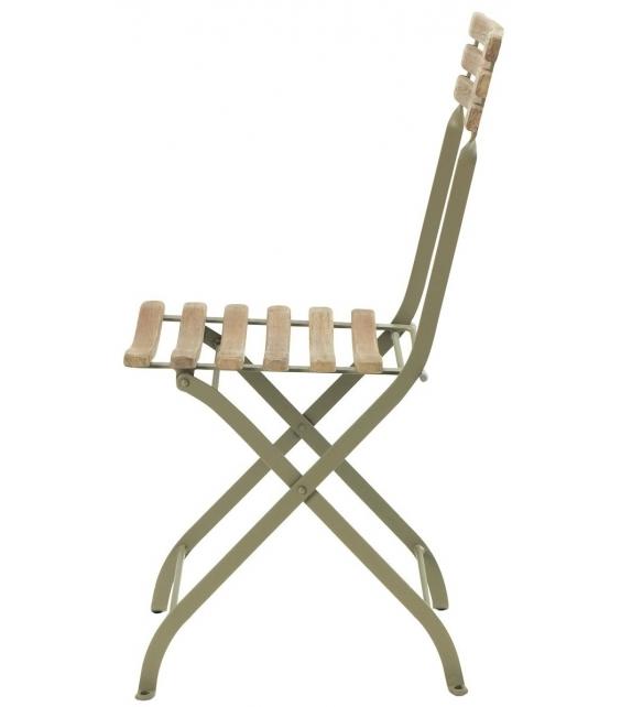 Laren Ethimo Folding Chair