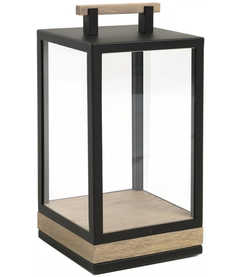 Carré Ethimo Table Lamp  Milia Shop # Table Carre Led