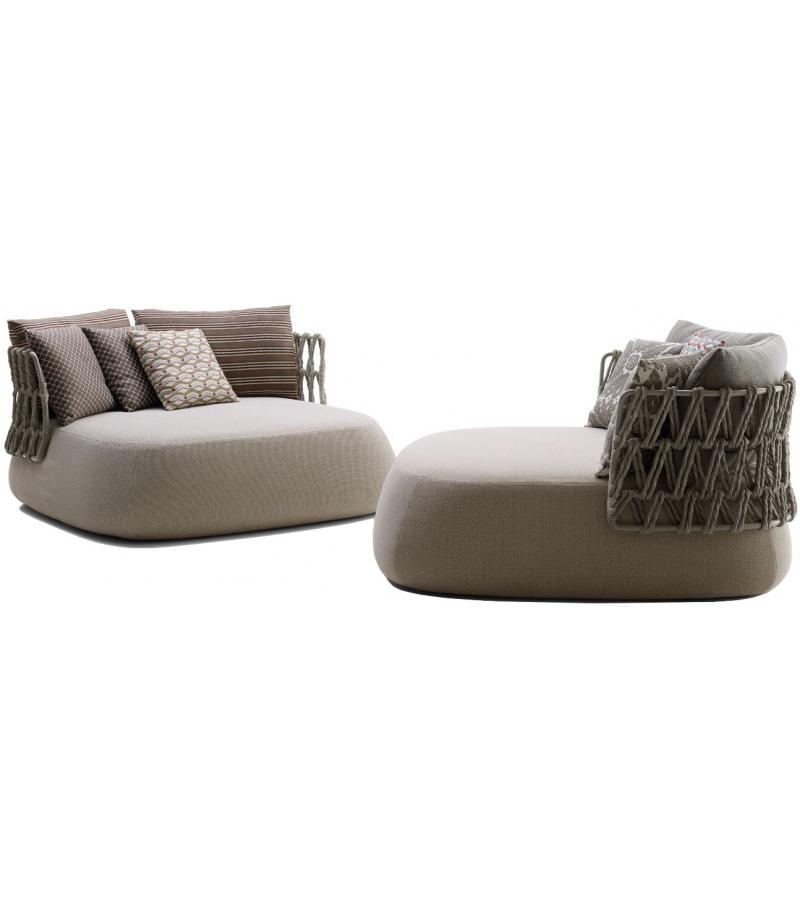 Fat-Sofa Outdoor Canapé B&B Italia - Milia Shop