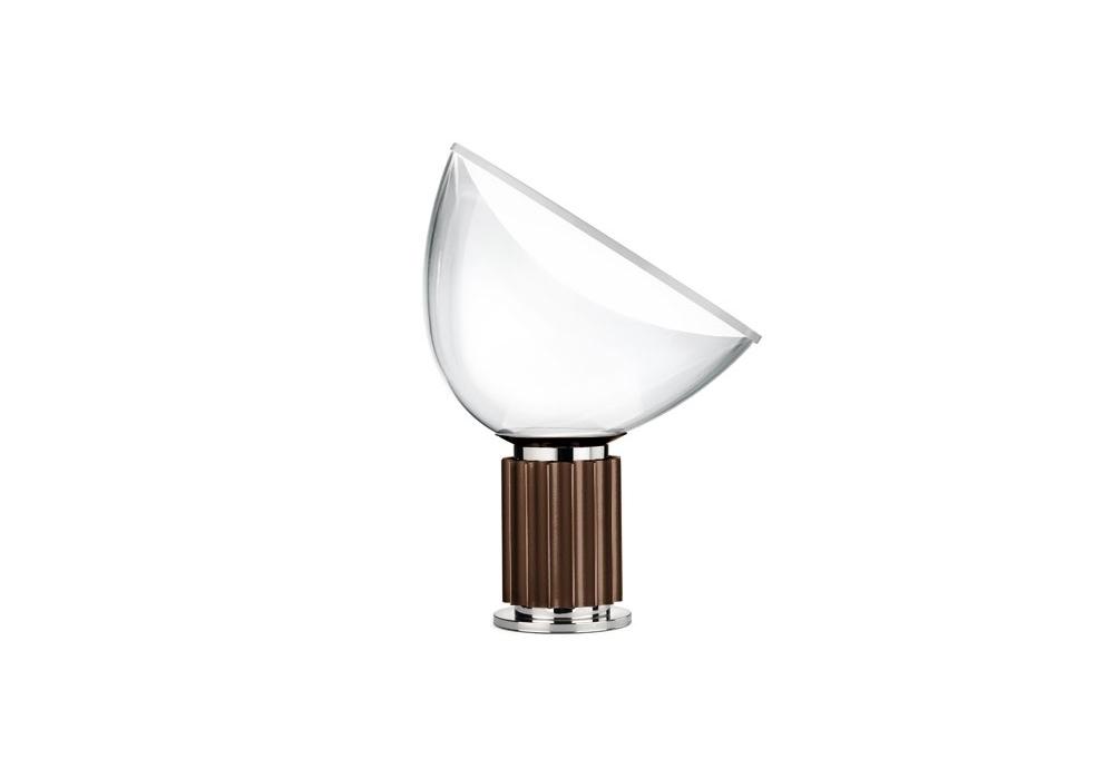 Taccia De Table Led Small Flos Milia Shop Lampe 80wOkXNPn
