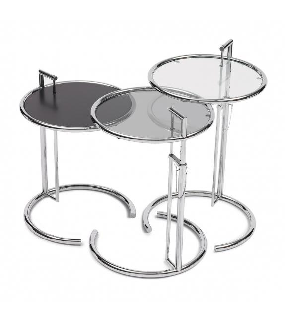 Adjustable Table E 1027 ClassiCon Mesa Auxiliar