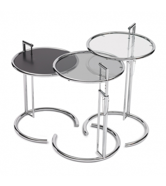 Adjustable Table E 1027 ClassiCon Tavolino
