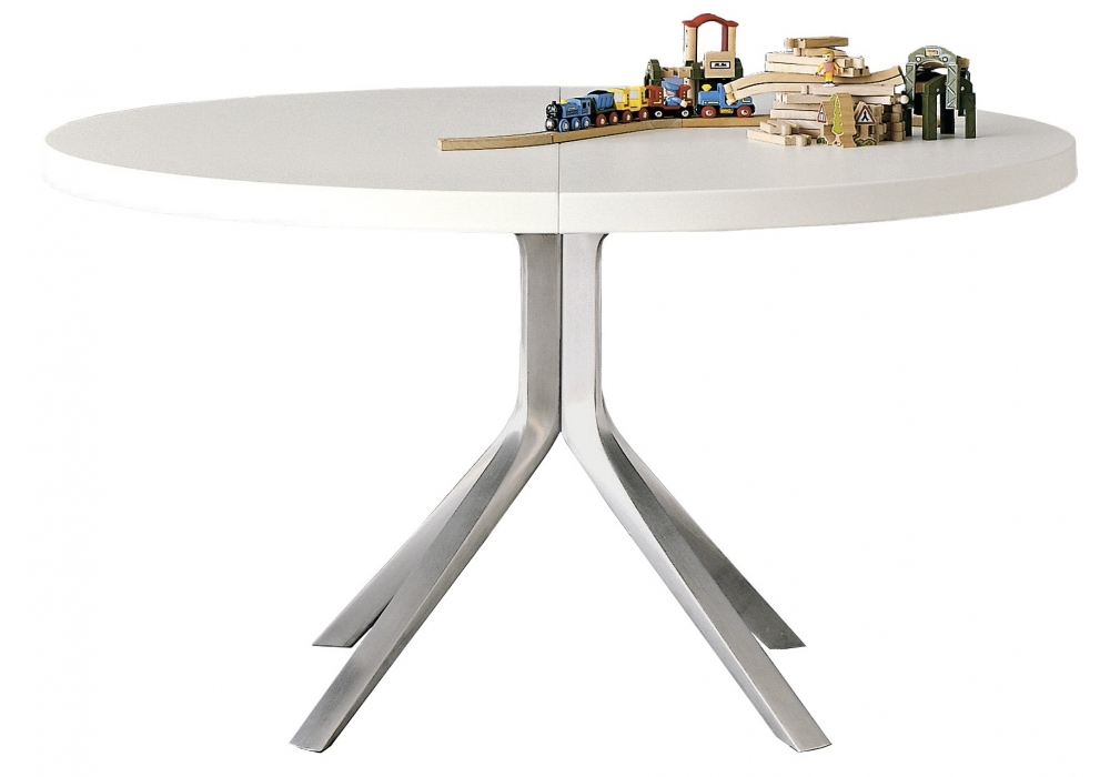 Oops extendable table kristalia milia shop for Table kristalia