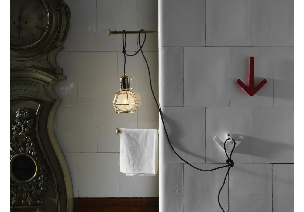 Lampade A Sospensione Design : Work lamp lampada a sospensione design house stockholm milia shop