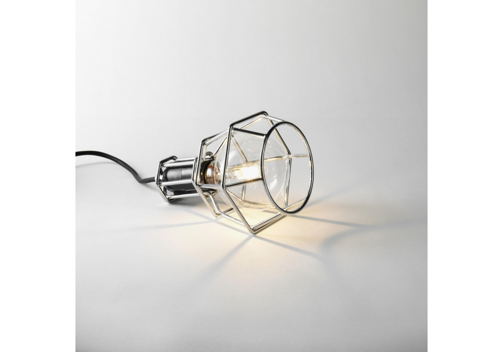Work Lamp Suspension Design House Stockholm - Milia Shop