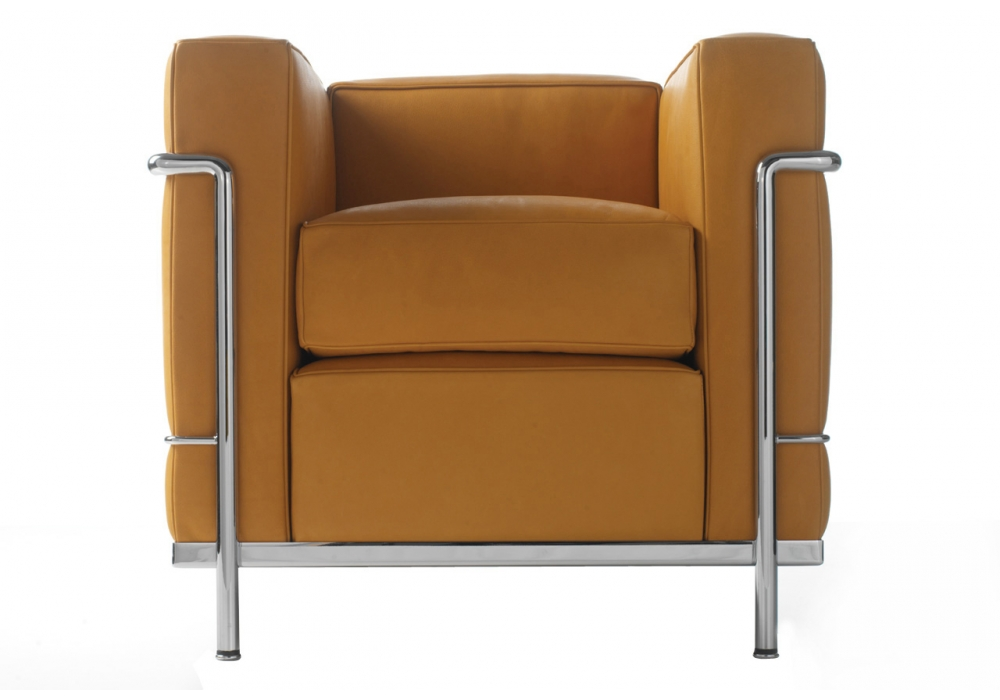 lc2 armchair cassina milia shop. Black Bedroom Furniture Sets. Home Design Ideas