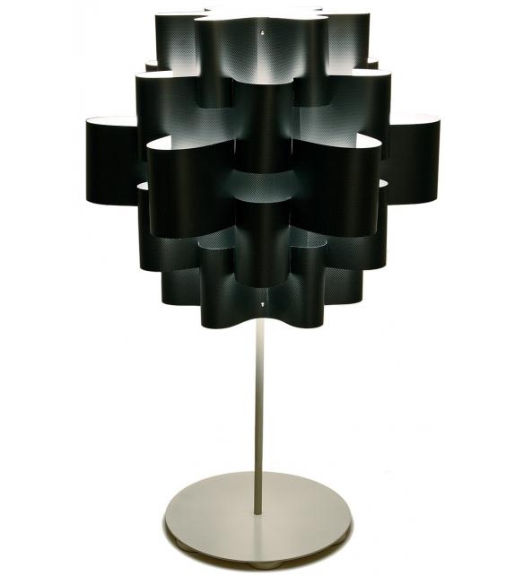 Sun Lampada da Tavolo Karboxx