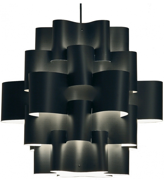 Sun 75 Suspended Lamp Karboxx