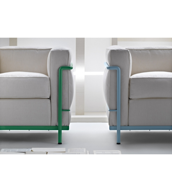lc2 sessel cassina milia shop. Black Bedroom Furniture Sets. Home Design Ideas