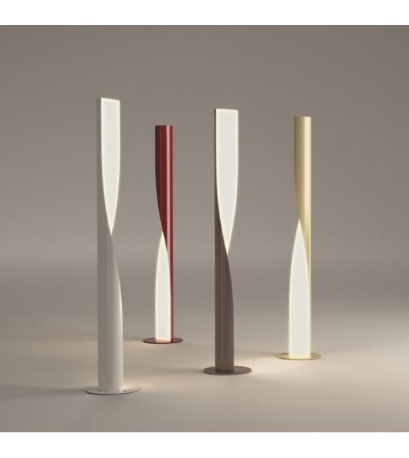 Lighting > Suspensions > Evita Kundalini Floor Lamp
