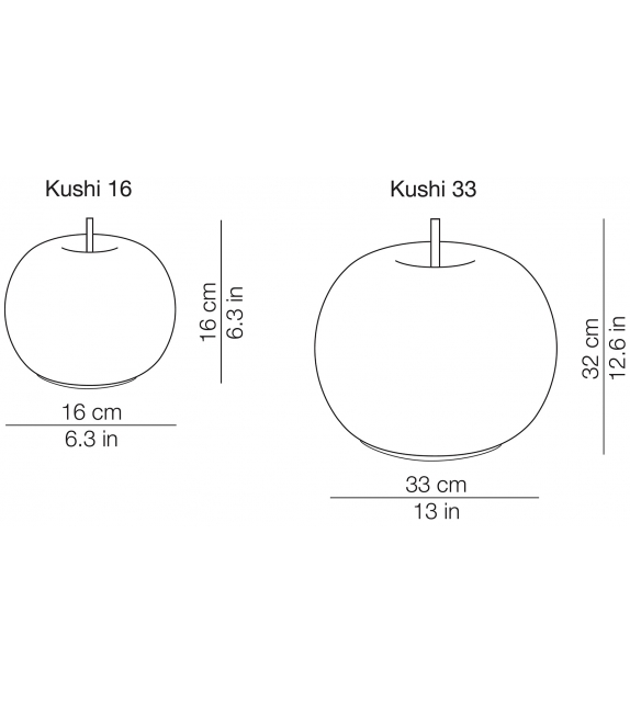 Kushi Kundalini Lampe de Table