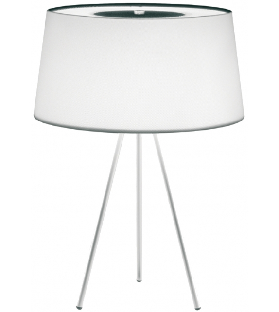 Tripod Kundalini Table Lamp