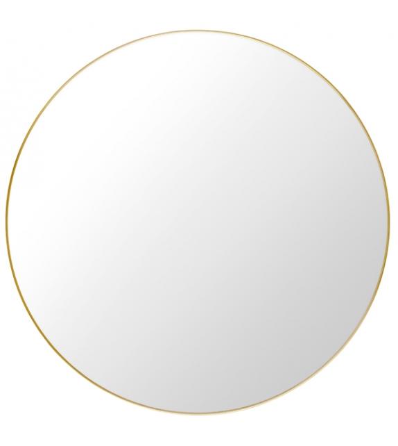 Mirror Round Gubi Specchio