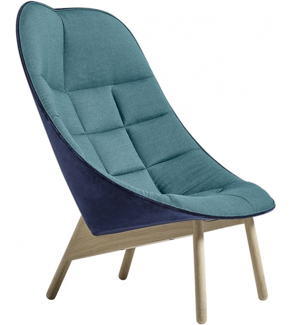 Uchiwa Quilt Hay Fauteuil