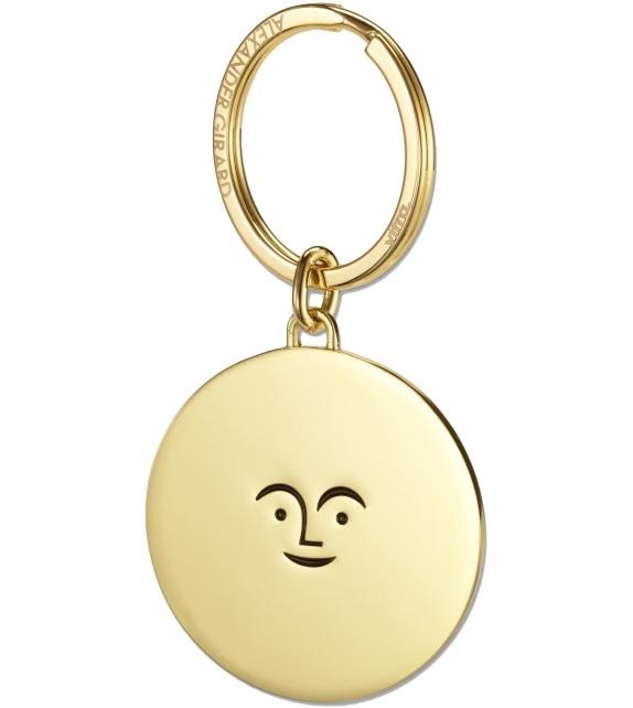 Key Ring Sun Vitra Portachiavi