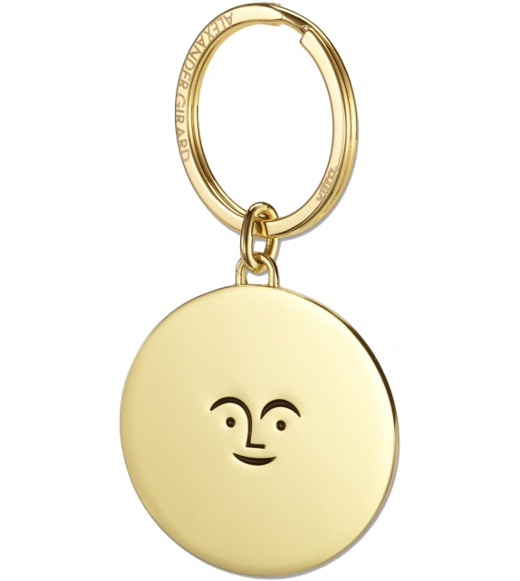 Key Ring Sun Vitra Schlüsselanhänger