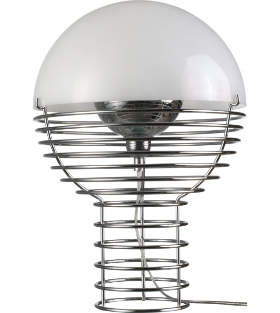 Wire Verpan Table Lamp