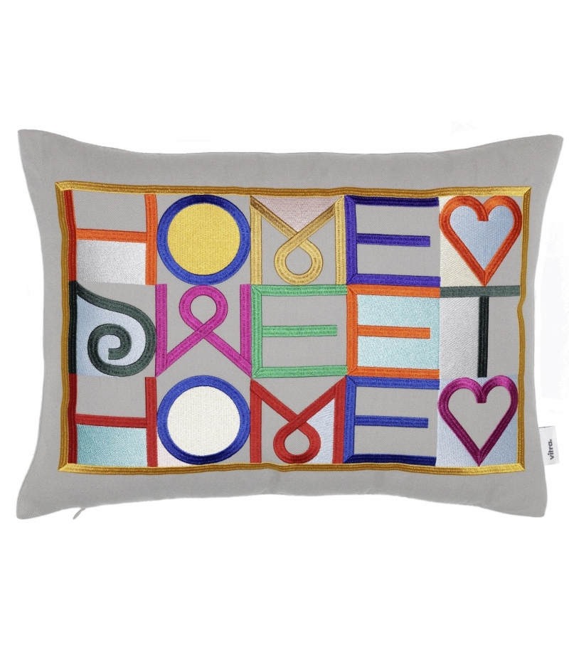 Embroidered Pillows Vitra Kissen