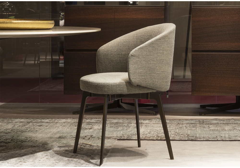 Bea lema small armchair milia shop for Poltroncine sala da pranzo