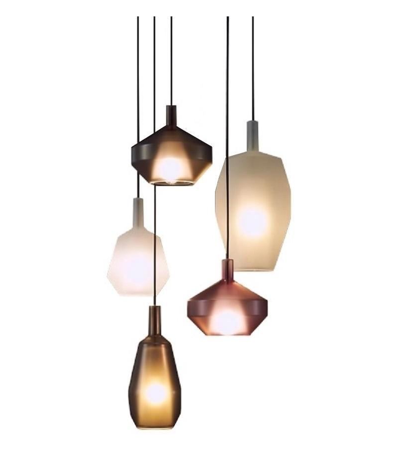 MOM Penta Suspension Lamp - Milia Shop