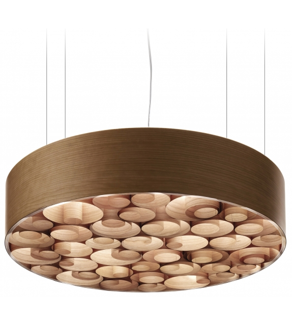 Spiro Wood LZF Pendant Lamp