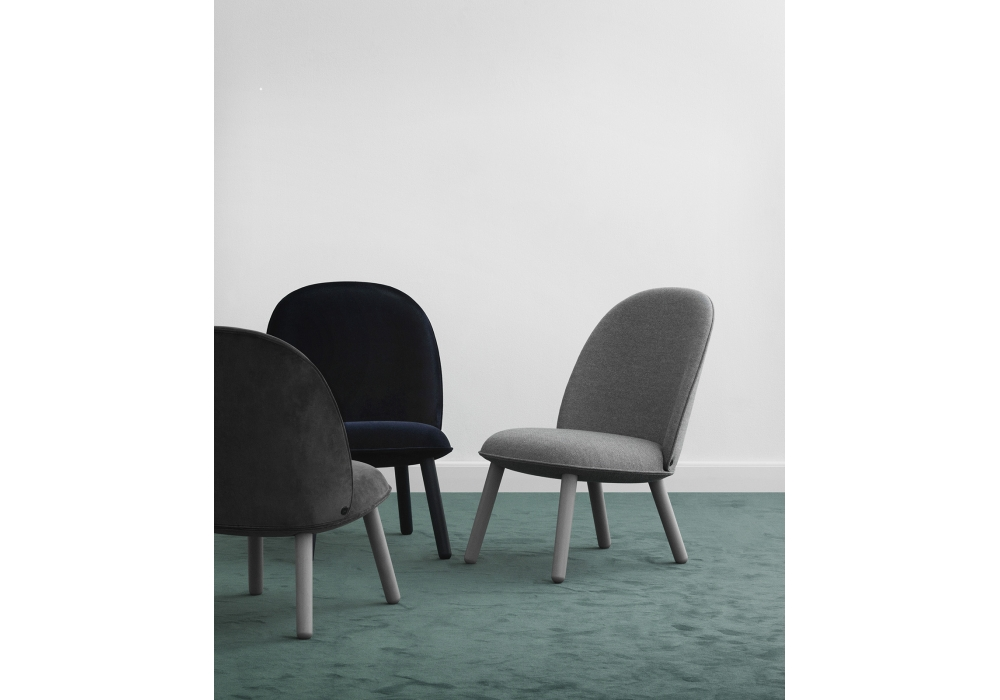 ace lounge normann copenhagen stuhl milia shop. Black Bedroom Furniture Sets. Home Design Ideas