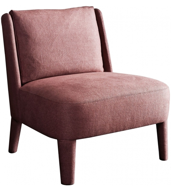 Cecile meridiani butaca milia shop - Butaca chaise longue ...