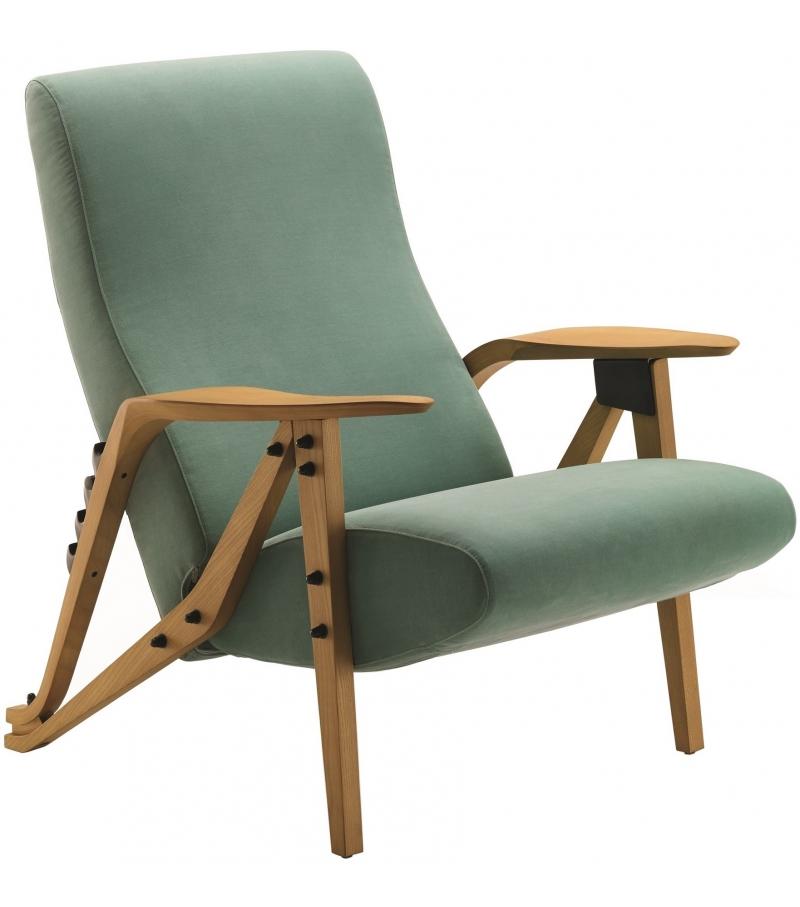 888 gilda zanotta armchair milia shop for Chaise zanotta