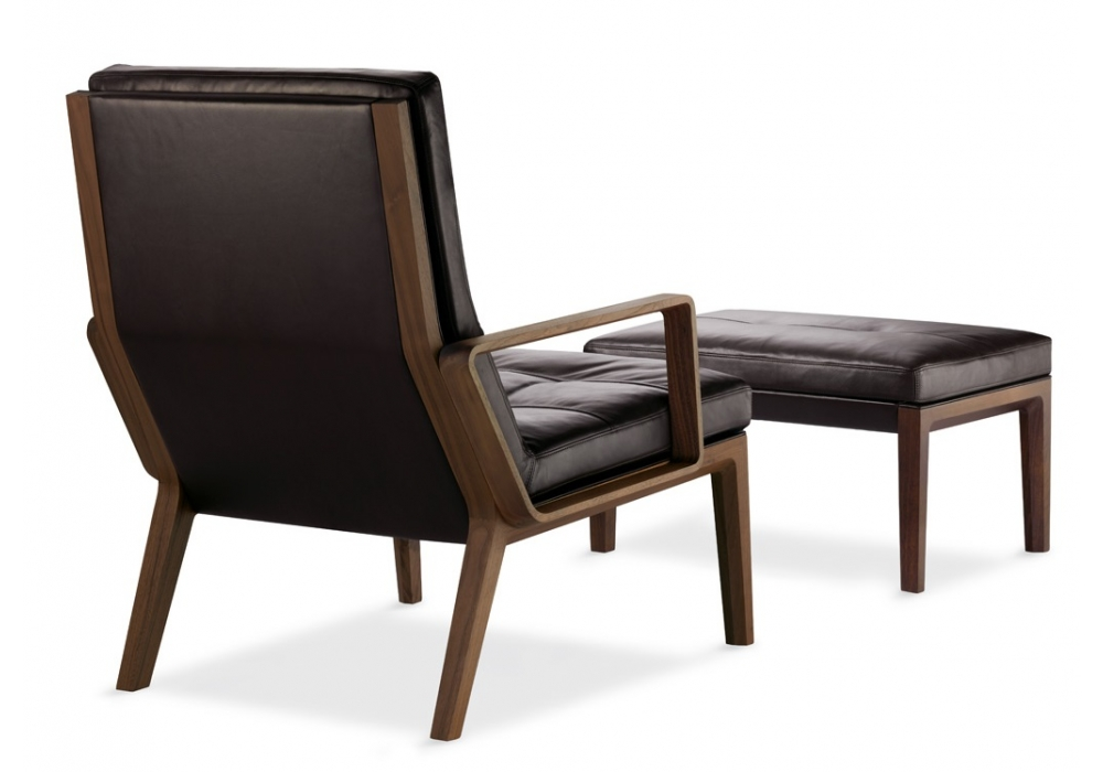 andoo lounge walter knoll lounge chair milia shop. Black Bedroom Furniture Sets. Home Design Ideas