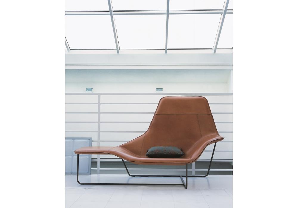 Pleasant Chaise Longue Zanotta 921 Lama Beatyapartments Chair Design Images Beatyapartmentscom