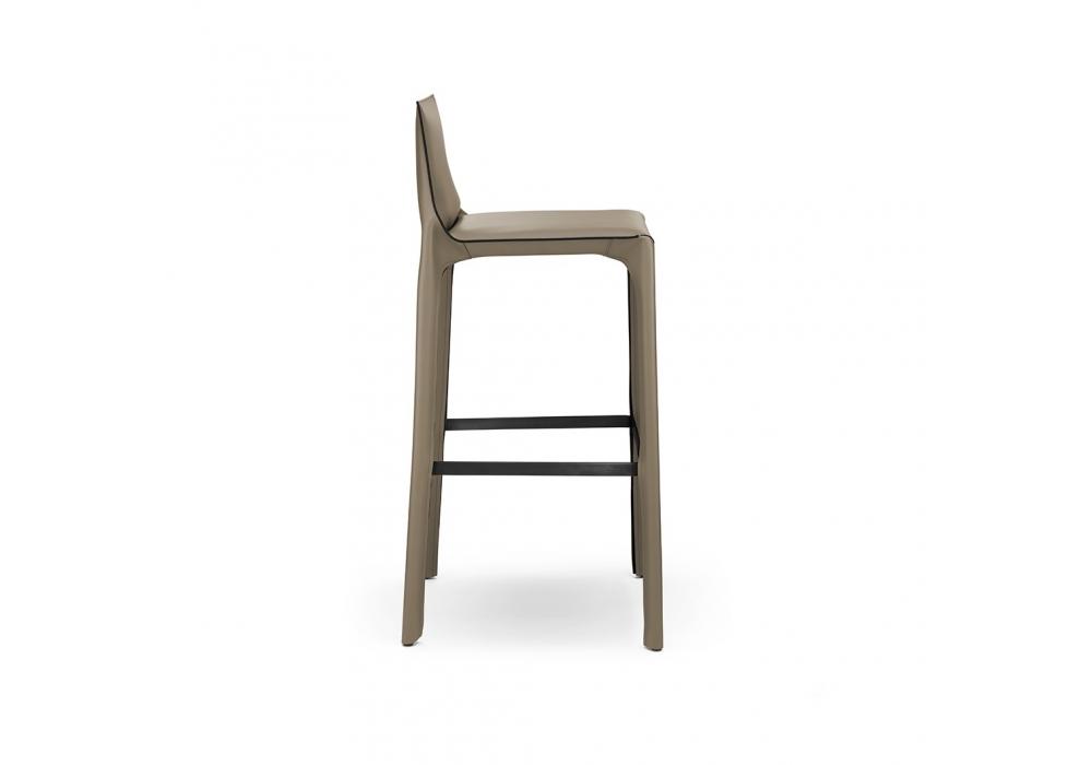 Saddle chair walter knoll sgabello milia shop