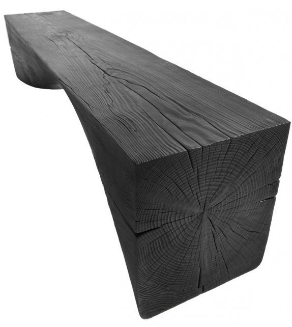 Curve Bench Bank Riva 1920