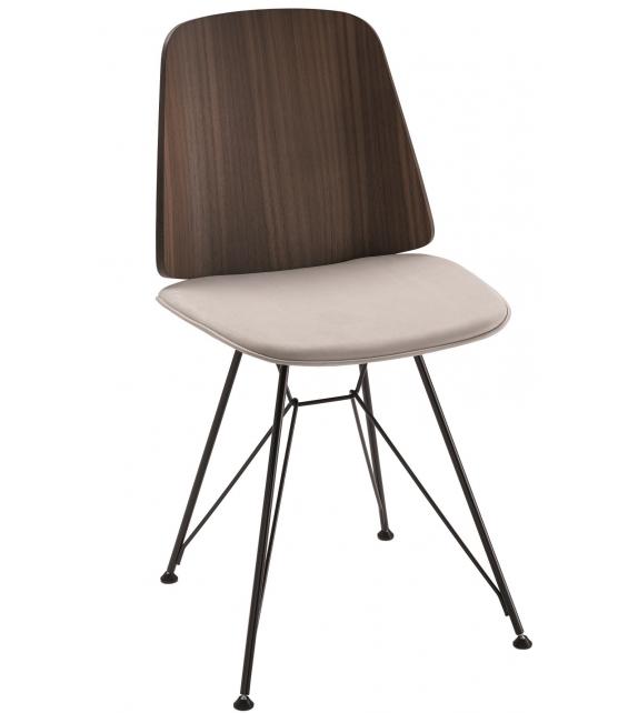 2055 June Zanotta Set of 2 Chairs