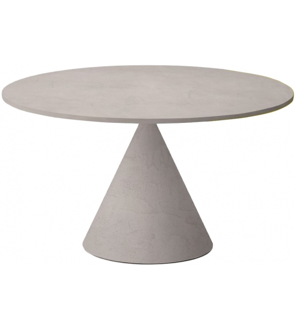 Mini Clay Outdoor Desalto Table D'Appoint