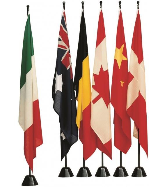 515 Servobandiera Zanotta Flag-holder