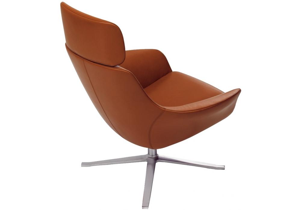 oscar walter knoll sessel milia shop. Black Bedroom Furniture Sets. Home Design Ideas
