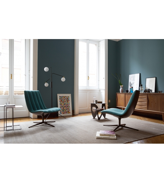 healey lounge walter knoll sessel milia shop. Black Bedroom Furniture Sets. Home Design Ideas