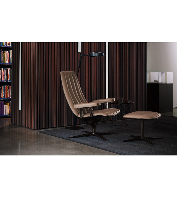 Healey Lounge Walter Knoll Footstool