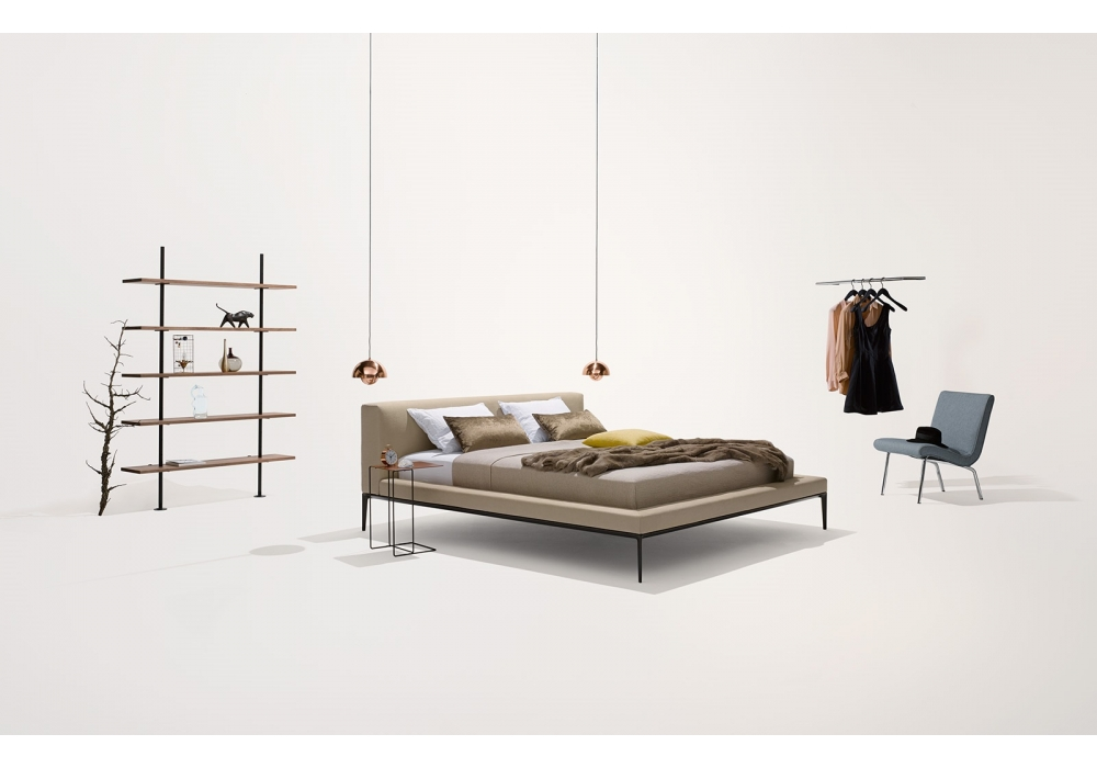 jaan walter knoll bett milia shop. Black Bedroom Furniture Sets. Home Design Ideas