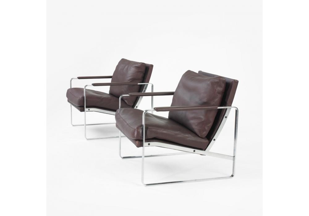 Walter Knoll Design Fauteuil.Fabricius Walter Knoll Armchair Milia Shop