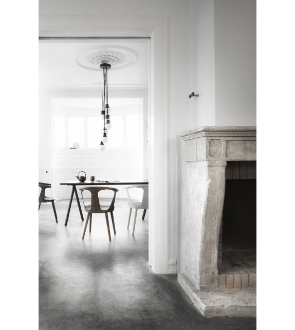 Mass Light Chandelier &Tradition Lampada a Sospensione