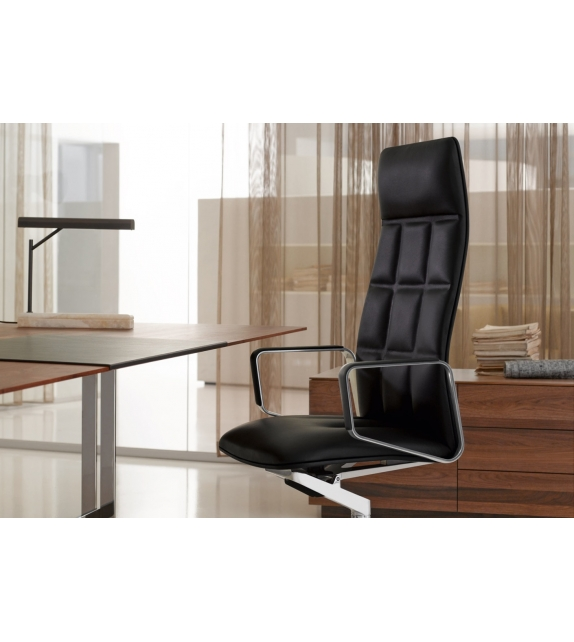 leadchair executive walter knoll sessel milia shop. Black Bedroom Furniture Sets. Home Design Ideas