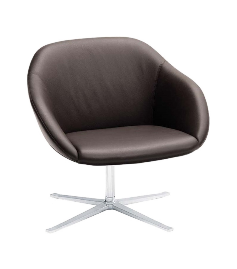 turtle walter knoll lounge chair milia shop. Black Bedroom Furniture Sets. Home Design Ideas